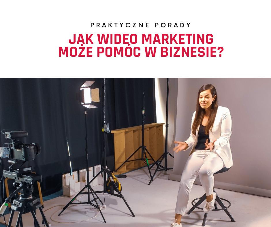 Wideo marketing w biznesie
